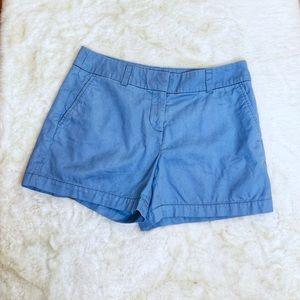 "LOFT Blue 4"" Shorts"
